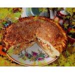 Пирог «Осенние мотивы»