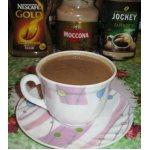 Домашний шоколадный капучино