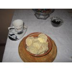 Вареники с картошкой