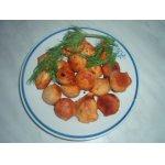 Пельмени мясо-овощные