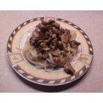 Курица с грибами и пастой Tetrazzini от Джейми Оливера