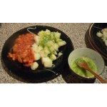 Простой зеленый соус