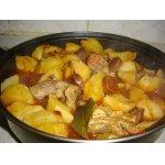 Картофель в стиле ла Риоха