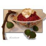 Салат из свеклы Гламур а-ля рюсс