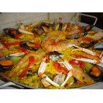Паэйя из морепродуктов-Paella marinera
