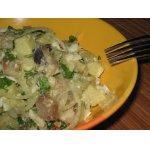 Голландский рыбный салат