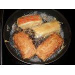 Жареные палочки крабовые с сыром