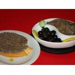 Паста для бутербродов орехово-оливковая