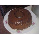 Кекс шоколадный в микроволновке