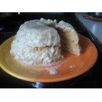 Пятиминутный ореховый тортик без муки и масла