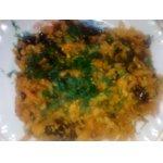 Морковь тушеная с черносливом в микроволновке