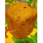Хлеб ржаной клюквенно-ореховый