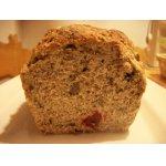 Хлеб с семечками, овсянкой и сухофруктами