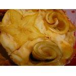 Запеканка творожная порционная с лимоном и яблоками