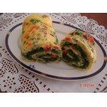 Сырная мозаика с овощами