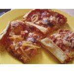 Тесто для пиццы без дрожжей
