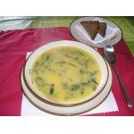 Луковый суп (Sopa de alho Frances)