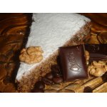 Кофейно-шоколадный кекс с грецкими орехами