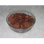 Рыбная мелочь, приготовленная как консервы в томате
