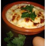 Сытный завтрак из яиц