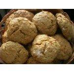 Печенье из овсяных хлопьев с мeдом