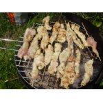 Куриные шашлычки в маринаде