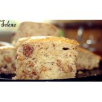 Пирог с грецкими орехами и коньяком