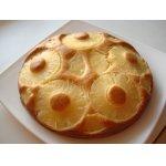 Ананасовый пирог со сгущенкой