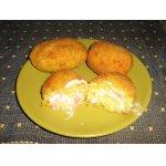 Рисовые апельсинки 2 - Arancini al burro