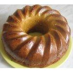 Блестящий лимонно-творожный кекс