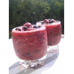 Безмолочный фруктово-ягодный смузи