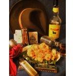 Морепродукты с фасолью «Блюз в кармане»