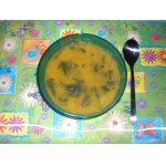 Суп-пюре со шпинатом, как в Макдональдсе