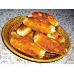 Сырно-картофельные рулетики