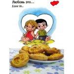 "Мини-ватрушки ""Love is... """