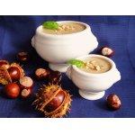 Крем-суп из каштанов 20-й век начинается