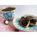 Десерт «Сервелат из чернослива»