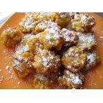 Яблочные пончики по-венгерски