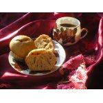 «Легкие» кексы с черносливом