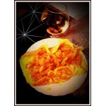 Рис с курицей в яичной обeртке