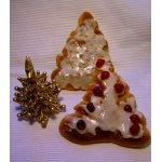Сладкие булочки «Новогодняя eлка»