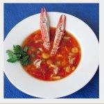 Крабовый суп по-мэрилендски
