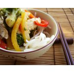 Курица с овощами в китайском стиле