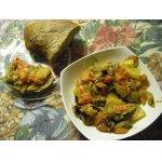 Овощная запеканка-рагу  «Желудок отдыхает»
