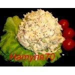 Салат из курицы с сельдереем и маком