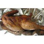 Копченая курица домашняя