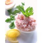 Соленая лососина a la caviar
