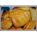 Картофельные булочки с розмарином