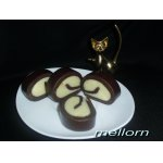 Десерт «Шоколадная завитушка»