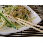 Салат из огурцов и кальмаров по-китайски
